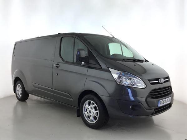 2014 (64) Ford Transit Custom 2.2 TDCi 125ps L2 H1 FWD Limited Long Wheelbase Van Door Panel Van