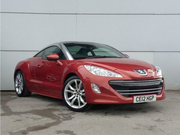 2012 (12) Peugeot Rcz 2.0 HDi GT - Leather - Parking Sensors - Diesel - 19in Alloy Wheels 2 Door Coupe
