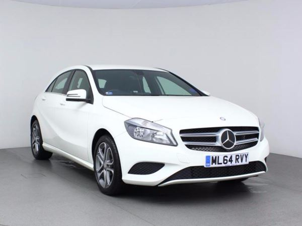 2014 (64) Mercedes-Benz A Class A180 [1.5] CDI Sport 7 Speed Auto With Sport Paddle Shift 5 Door Hatchback