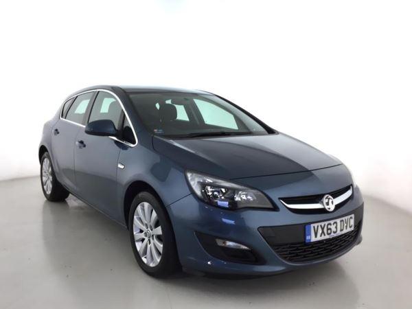2013 (63) Vauxhall Astra 1.7 CDTi 16V eFLEX 130 Tech Line 5dr [SS] 5 Door Hatchback