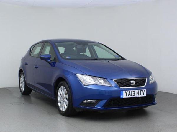 2013 (13) SEAT Leon 2.0 TDI SE - Bluetooth - £20 Tax - 1 Owner + History - Cruise 5 Door Hatchback