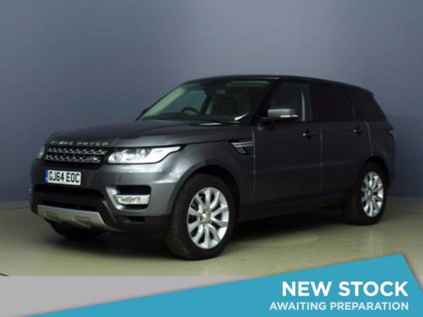 2014 (64) Land Rover Range Rover Sport 3.0 SDV6 HSE 5dr Auto 5 Door Estate
