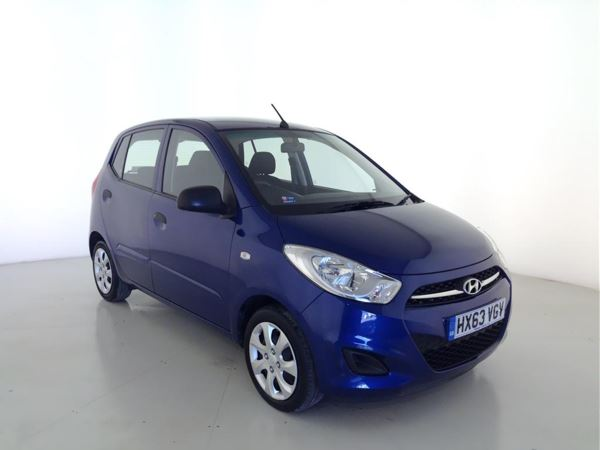 2013 (63) Hyundai I10 1.2 Classic - £20 Tax - 1 Owner - Aux Mp3 Input - Low Miles - Low Insurance 5 Door Hatchback