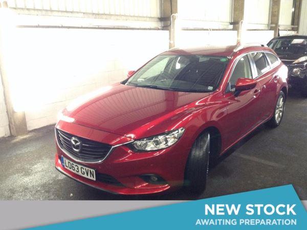 2014 (63) Mazda 6 2.2d SE-L 5dr 5 Door Estate