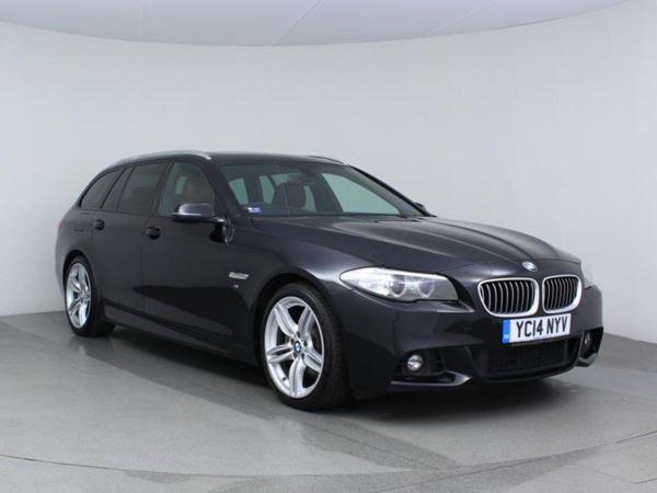 2014 (14) BMW 5 Series 520d M Sport Step Auto 5 Door Estate