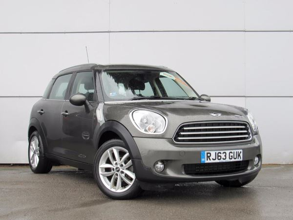 2014 (63) MINI Countryman 1.6 Cooper D Business Edition - Sat Nav - Bluetooth - £30 Tax - 1 Owner 5 Door Hatchback