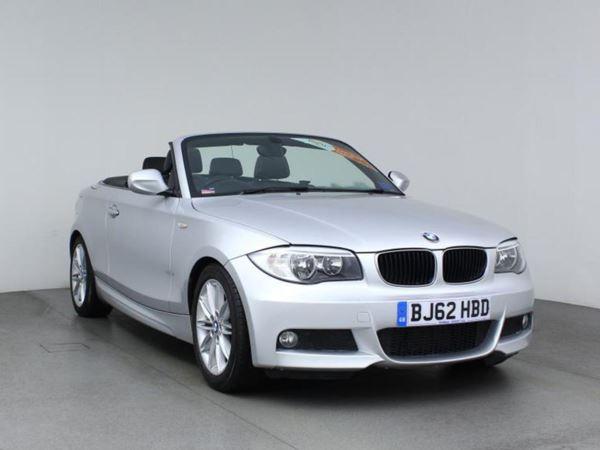 2012 (62) BMW 1 Series 118d M Sport - £1675 Of Extras - 2 Door Convertible