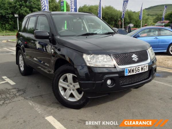 2007 (56) Suzuki Grand Vitara 2.0 16v 5 Door 4x4