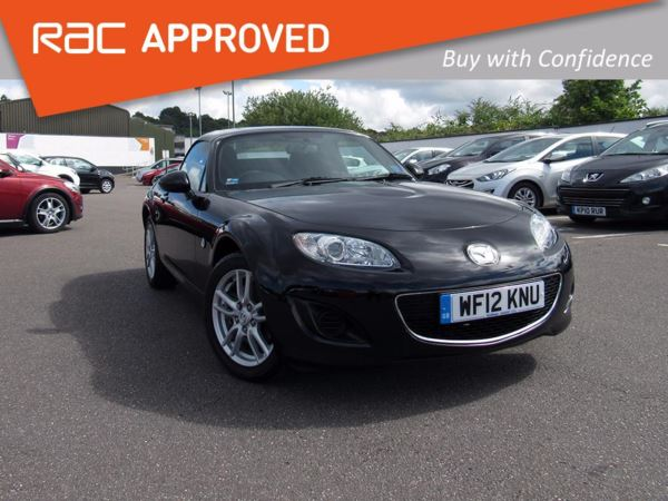 2012 (12) Mazda MX-5 1.8i SE - 1 Owner - Low Miles - Alloys - 2 Door Coupe