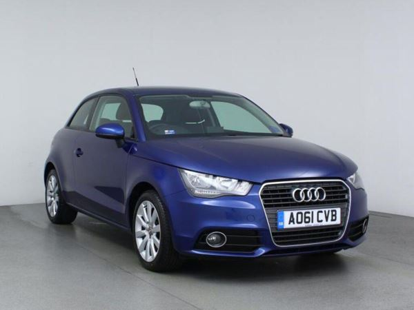 2011 (61) Audi A1 1.6 TDI Sport - Bluetooth - Zero Tax - Low Miles - Low Insurance - Aircon 3 Door Hatchback