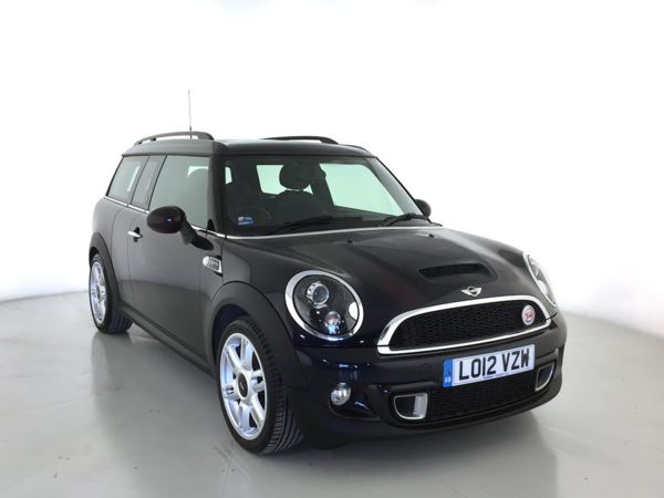 2012 (12) MINI Clubman 2.0 Cooper S D 5 Door Estate