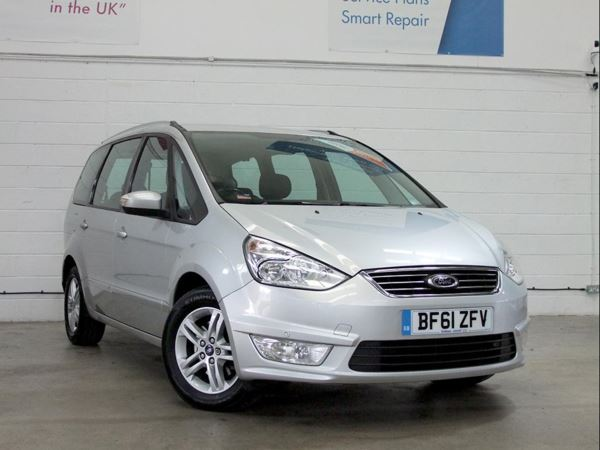 2011 (61) Ford Galaxy 2.0 TDCi 140 Zetec - MPV 7 Seats 5 Door MPV