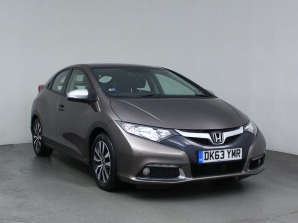 2013 (63) Honda Civic 1.6 i-DTEC EX 5dr 5 Door Hatchback