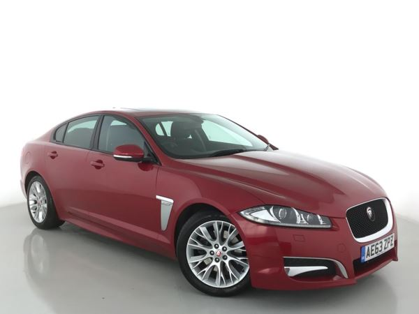 2013 (63) Jaguar XF 2.2d [200] R-Sport 4dr Auto 4 Door Saloon