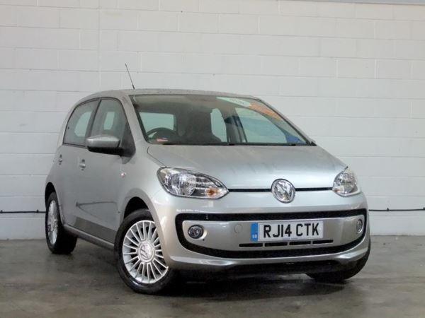 2014 (14) Volkswagen UP 1.0 High Up 5dr 5 Door Hatchback