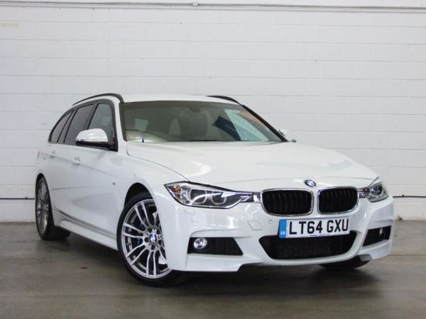 2014 (64) BMW 3 Series 325d M Sport 5 Door Estate