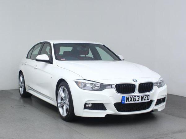 2013 (63) BMW 3 Series 318d M Sport 4dr 4 Door Saloon