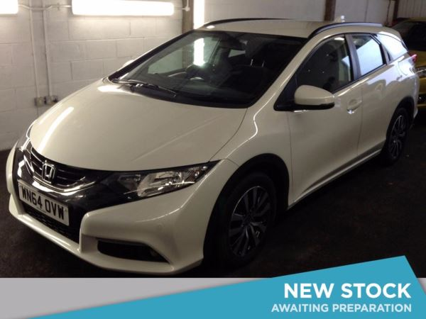 2014 (64) Honda Civic 1.6 i-DTEC SE Plus 5dr 5 Door Estate