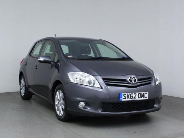 2012 (62) Toyota Auris 1.33 Dual VVTi TR 5dr 5 Door Hatchback