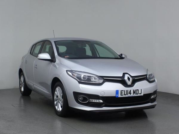 2014 (14) Renault Megane 1.5 dCi Expression+ Energy 5dr 5 Door Hatchback