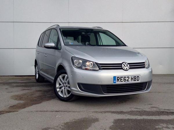 2012 (62) Volkswagen Touran 2.0 TDI BlueMotion Tech SE 5dr 5 Door MPV