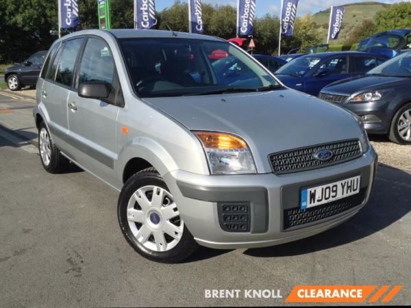 2009 (09) Ford Fusion 1.4 TDCi Style [Climate] 5 Door Estate
