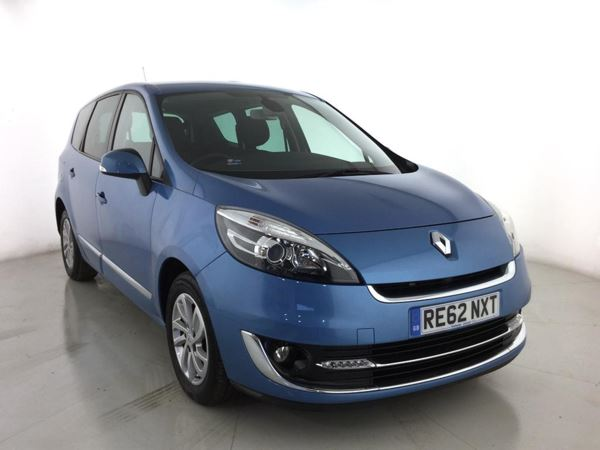2012 (62) Renault Grand Scenic 1.5 dCi Dynamique TomTom 5dr 5 Door MPV