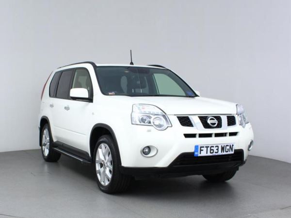 2014 (63) Nissan X-Trail 2.0 dCi 173 Tekna - Sat Nav - Panroof - 1 Owner - Climate Control - Aircon 5 Door 4x4