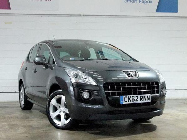 2012 (62) Peugeot 3008 1.6 HDi 112 Active II 5dr - 5 Seat MPV 5 Door Hatchback