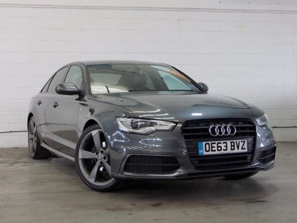 2013 (63) Audi A6 2.0 TDI Black Edition 4dr Multitronic 4 Door Saloon