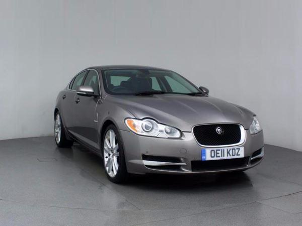 2011 (11) Jaguar XF 3.0d V6 S Premium Luxury 4dr Auto 4 Door Saloon