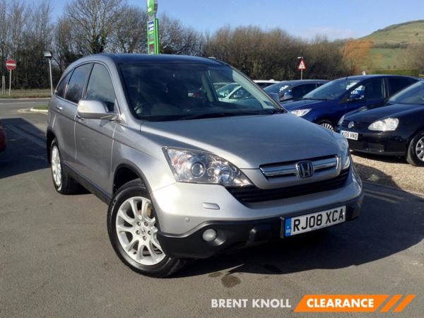 2008 (08) Honda CR-V 2.2 i-CTDi EX 5 Door 4x4