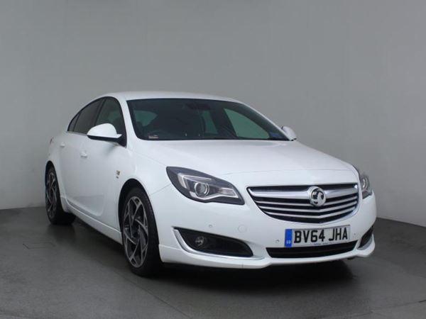2014 (64) Vauxhall Insignia 2.0 CDTi Bi-Turbo [195] SRi Vx-line Nav 5dr [S/S] 5 Door Hatchback