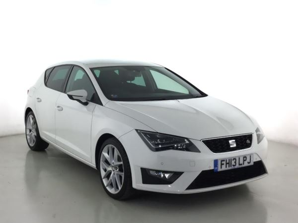 2013 (13) SEAT Leon 2.0 TDI 184 FR 5dr [Technology Pack] 5 Door Hatchback