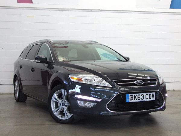 2013 (63) Ford Mondeo 2.0 TDCi 163 Titanium X Business Edition - Sat Nav - Bluetooth - £30 Tax 5 Door Estate