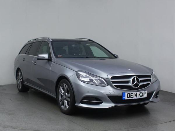 2014 (14) Mercedes-Benz E Class E300 BlueTEC Hybrid SE 5dr 7G-Tronic 5 Door Estate