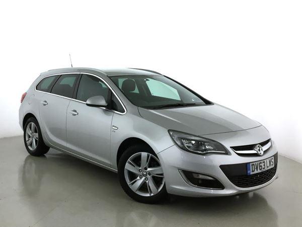 2013 (63) Vauxhall Astra 1.7 CDTi 16V 130 SRi 5dr 5 Door Estate