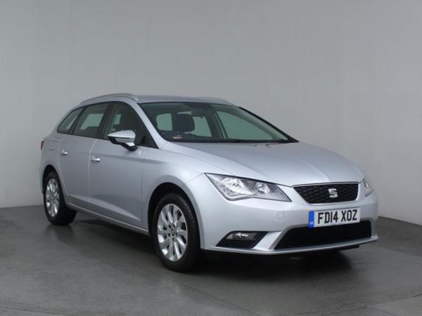 2014 (14) SEAT Leon 1.6 TDI SE 5dr 5 Door Estate
