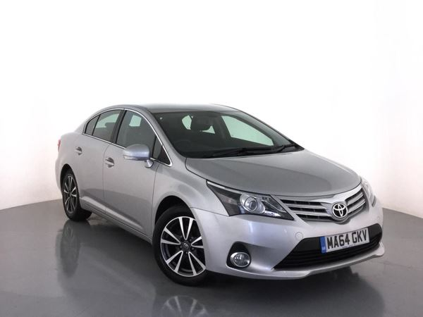 2014 (64) Toyota Avensis 2.0 D-4D Icon 4dr 4 Door Saloon