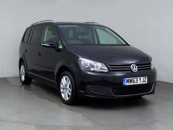 2014 (63) Volkswagen Touran 1.6 TDI 105 BlueMotion Tech SE 5dr - MPV 7 SEATS 5 Door MPV