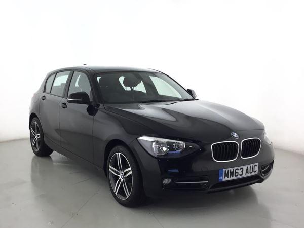 2014 (63) BMW 1 Series 116d Sport 5dr 5 Door Hatchback