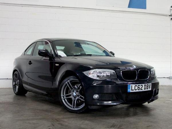 2012 (62) BMW 1 Series 118d Sport Plus Edition 2dr 2 Door Coupe