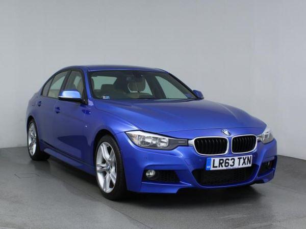2013 (63) BMW 3 Series 320d BluePerformance M Sport - Leather - £1615 Of Extras - Bluetooth - 4 Door Saloon