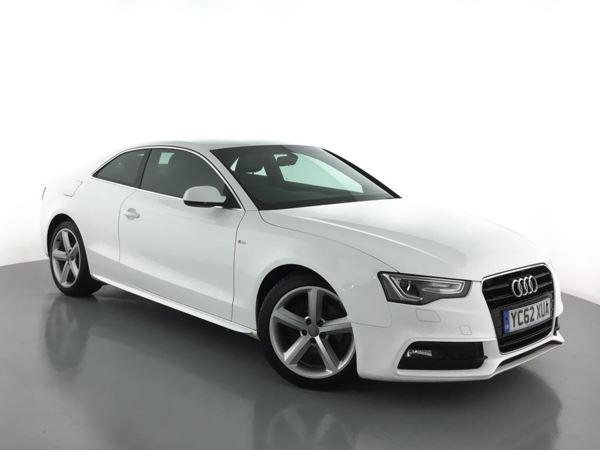 2012 (62) Audi A5 2.0 TDI 177 S Line 2 Door Coupe