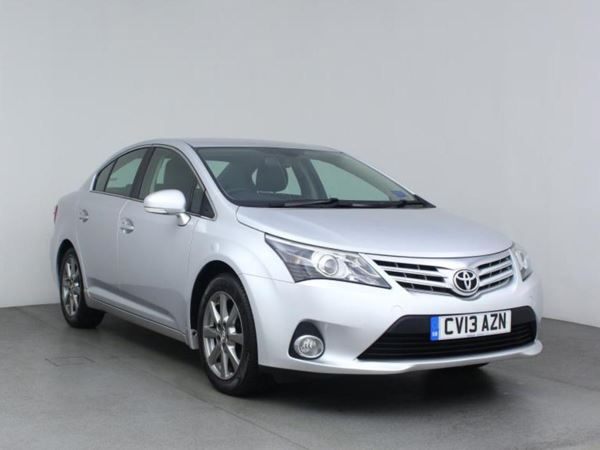 2013 (13) Toyota Avensis 2.0 D-4D Icon+ 4dr 4 Door Saloon