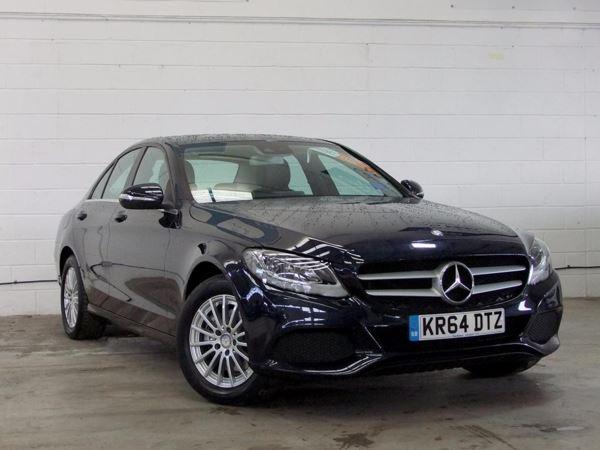 2015 (64) Mercedes-Benz C Class C220 BlueTEC SE Executive 4dr 4 Door Saloon