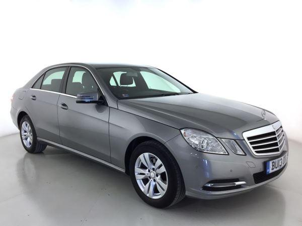 2013 (13) Mercedes-Benz E Class E250 CDI SE 4dr 7G-Tronic 4 Door Saloon