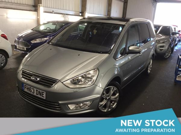 2014 (63) Ford Galaxy 2.0 TDCi 140 Titanium X 5dr - MPV 7 SEATS 5 Door MPV