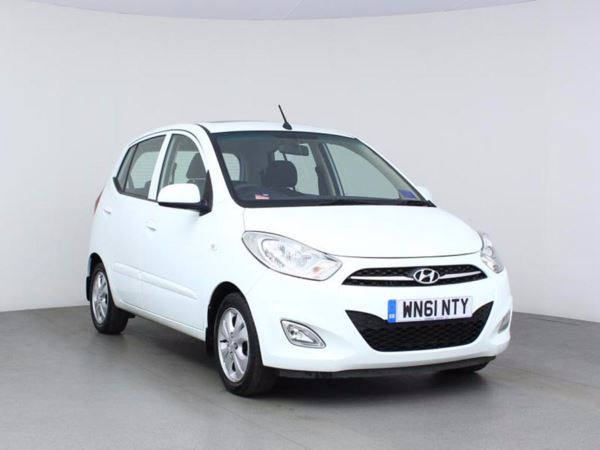 2011 (61) Hyundai I10 1.2 Style - £20 Tax - Sunroof - Low Miles - 2 Owners - 5 Door Hatchback