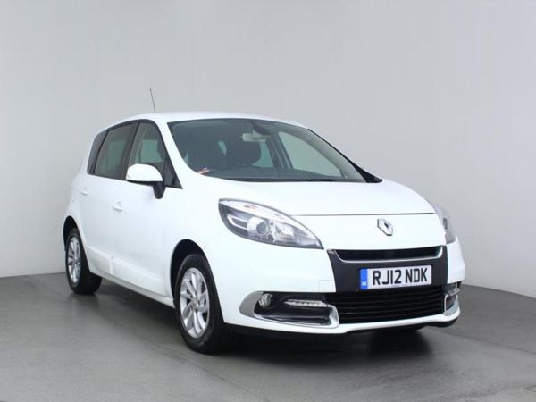 2012 (12) Renault Scenic 1.5 dCi Dynamique TomTom Energy [Start Stop] - MPV 5 Seats 5 Door MPV